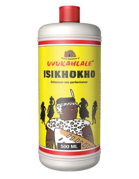 Uvukuhlale Isikhokho 500ml - herbal Solutions